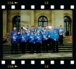 Bilsdale Silver Band, Duncombe Park 1999 or 2000 (photo courtesy of Mike Day)