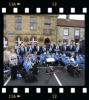 Bilsdale Silver Band in Helmsley Market Square, July 2007 (photo courtesy of Joy Starkey)