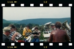 Bilsdale Band at Kildale Show, July 15th 1978