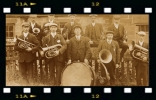 Bilsdale Silver Band, about 1912