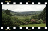 We play in some of the most beautiful places in Yorkshire;  the view along Bransdale from the Lodge