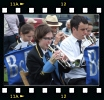 Cornets at Bilsdale Show, 2008 (photo courtesy of Joy Starkey)