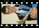 Matthew on tenor horn