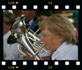 Norma on tenor horn (photo courtesy of David Wijnants)