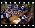 Bilsdale Silver Band at Ryedale Festival, 2008 (Photo courtesy of Steve Hailey)